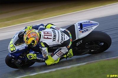 Moto GP - Yamaha: Rossi veut de la V-Max