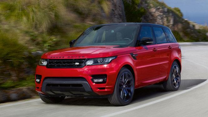 Salon de New York : Land Rover Range Rover Sport HST Limited Edition