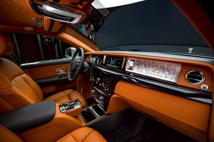 Nouvelle Rolls-Royce Phantom : les premières photos et infos