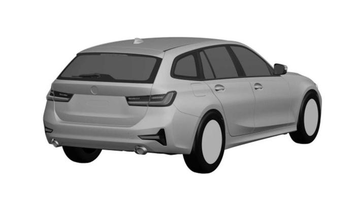 BMW Série 3 Touring G21 : c'est elle
