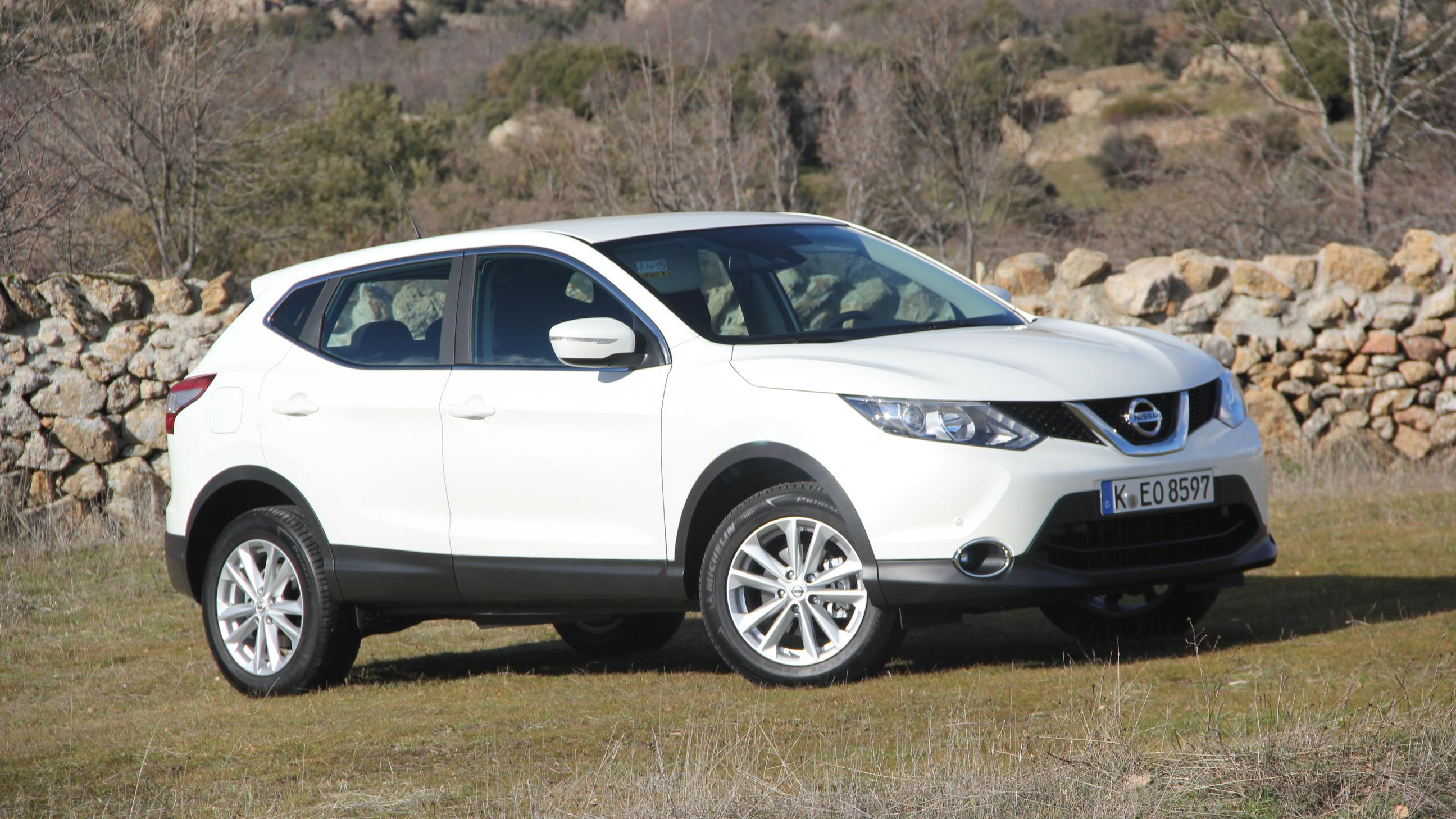 Essai Vid 233 O Nissan Qashqa 239 2 Voiture De L Ann 233 E