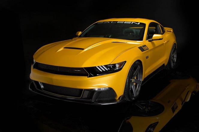 Saleen Mustang : le retour de la S302, avec 730 ch