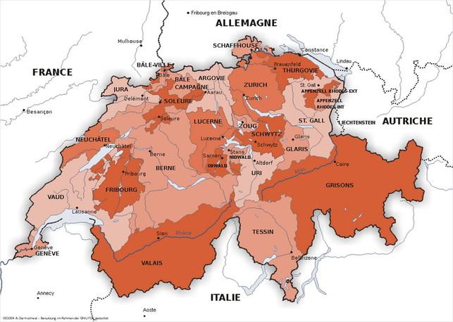 Suisse : les objectifs pour faire des économies d'énergie au sein de l'administration fédérale