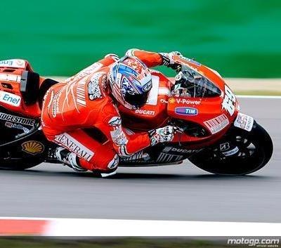 Moto GP - République Tchèque: Hayden a tenu tête
