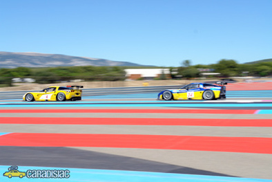 Supercar 500 Paul Ricard: Benelux One en GT1