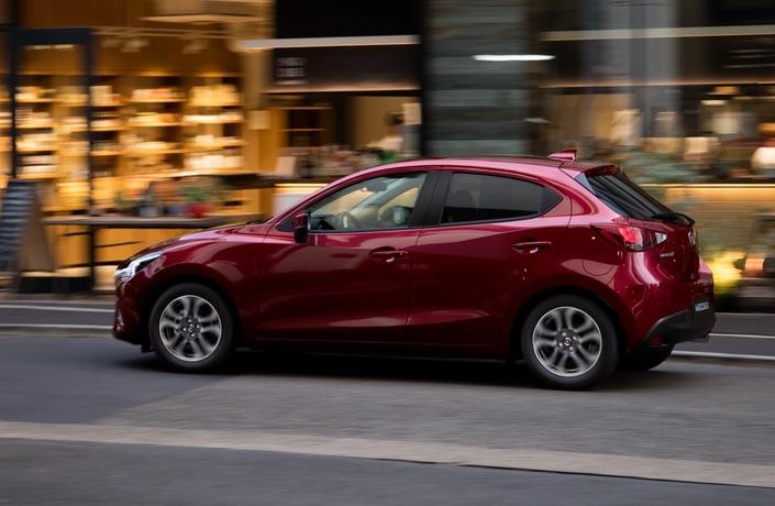 Mazda 2: une série spéciale Exclusive Edition