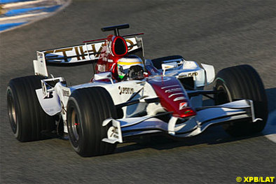 Formule 1 - Force India: Fisico et Liuzzi attendus