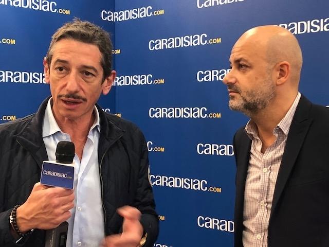 Jean-Pierre Carnevale et Nicolas Cardon, spécialistes automobile chez Ipsos.