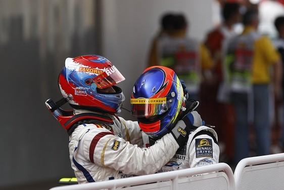 GP2 Barcelone Course 1 : Grosjean de bout en bout