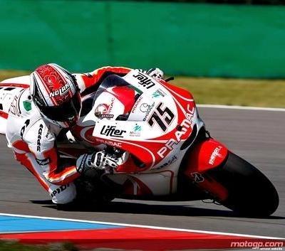 Moto GP - Test Brno: Pasini ne s'attend pas à continuer avec la Ducati