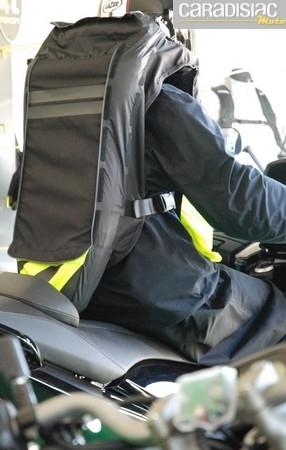 Nouvel airbag indépendant: Bering répond à nos questions.