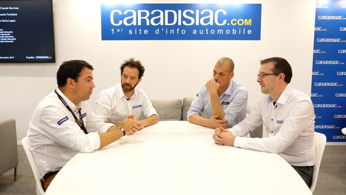 Mondial de l'Auto - Le journal du soir de la rédaction (11 octobre) - A quoi ressembleront les voitures du futur ?