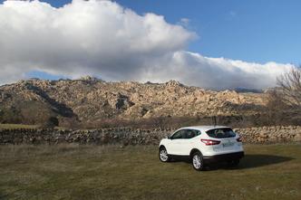 Nissan Qashqai 2 : en avant-première, les photos de l'essai