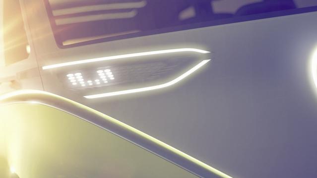 Volkswagen annonce un nouveau concept de van électrique