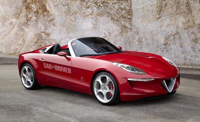 Le nouveau plan de Sergio Marchionne pour le retour d'Alfa Romeo aux USA