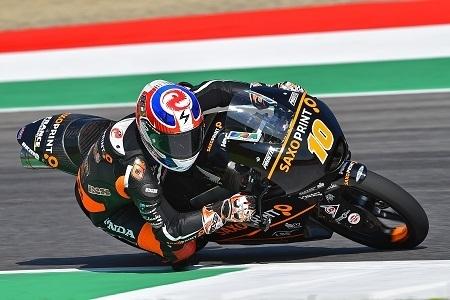 Moto3: Alexis Masbou s'est refait un moral en Italie