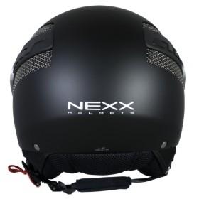 Nexx X60 Air : de l'air dans les cheveux!