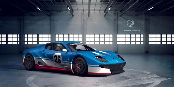 Ligier dévoile la JS2 R