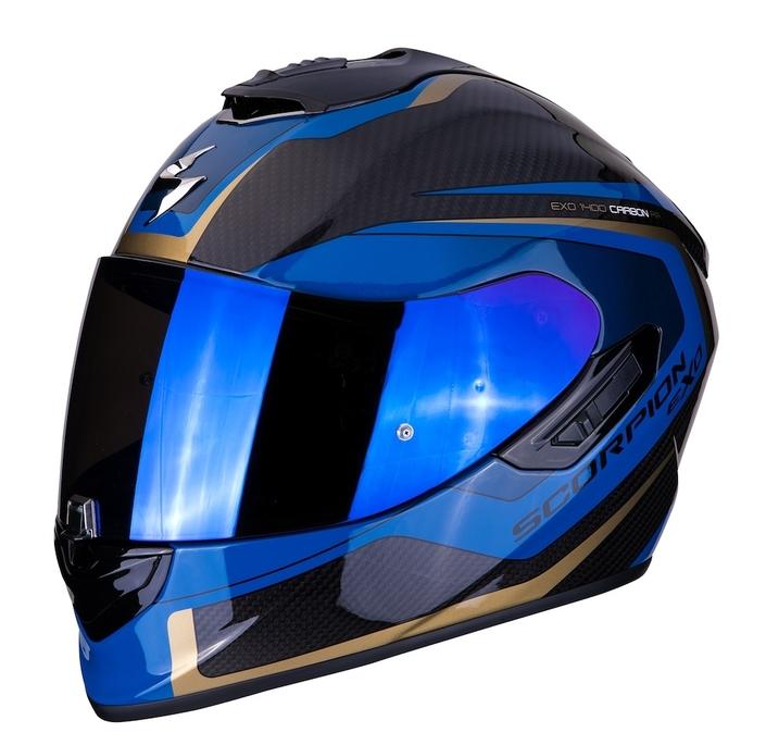 Scorpion Exo-1400 Air: plus de couleurs pour le Carbon
