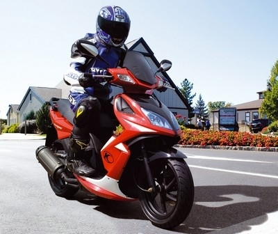 Les Kymco day's arrivent!