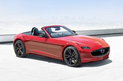 Future Mazda MX-5: disponible avec une capote ou un toit rigide rétractable