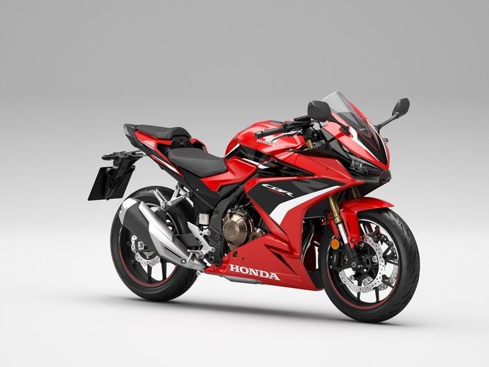 Honda présente la CBR500R 2022