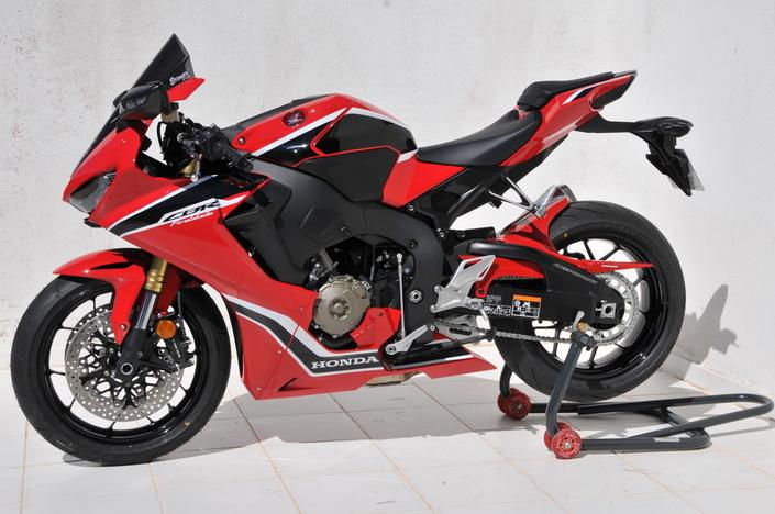 Ermax: bulle Aeromax et garde-boue arrière pour Honda CBR1000 RR
