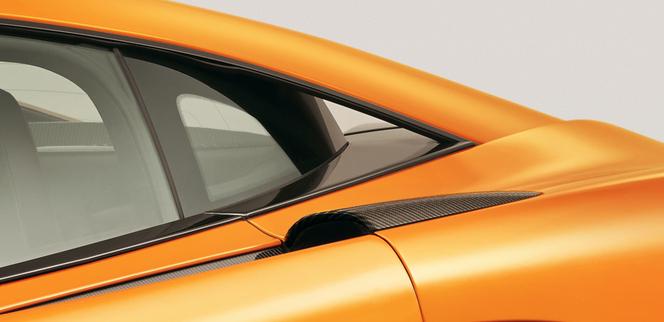 Salon de New York : un avant-goût de la McLaren 570S
