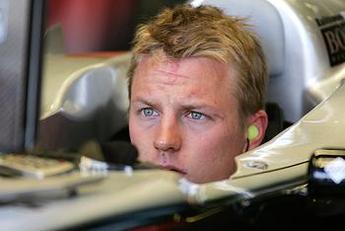 Formule 1: Raïkkonen: Iceman ne sucerait pas que de la glace