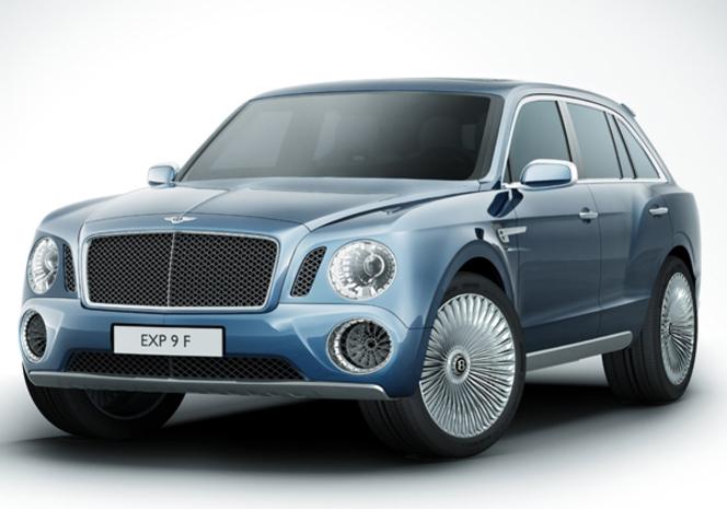 Les SUV Bentley et Lamborghini remisés ?