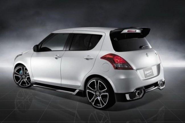 Suzuki Swift Sport Concept : rêve ou réalité ?