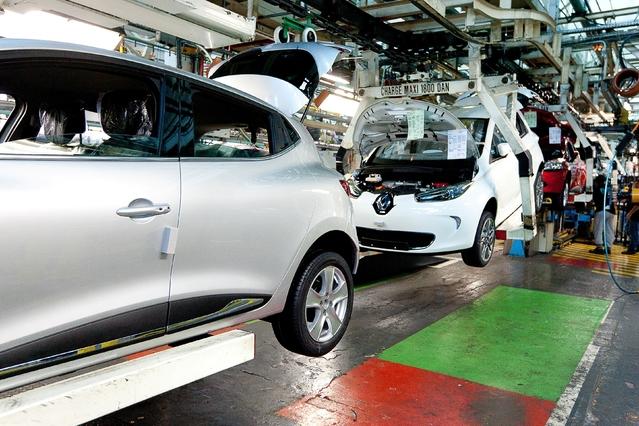 2016 : record en vue pour la production automobile européenne, joyeux Noël!