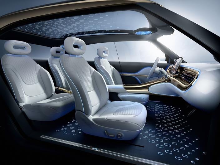 Salone dell'automobile di Monaco 2021 - Smart Concept #1: Smart Refurbishment