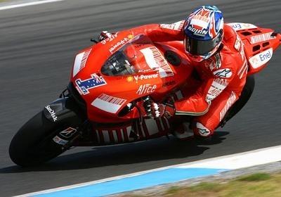 Moto GP - Test Phillip Island D.2: Stoner se joue des nuages