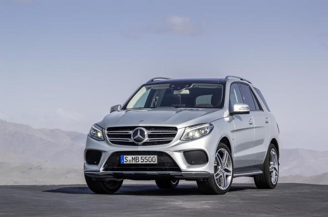 Salon de New York : Mercedes officialise le GLE, ex Classe M