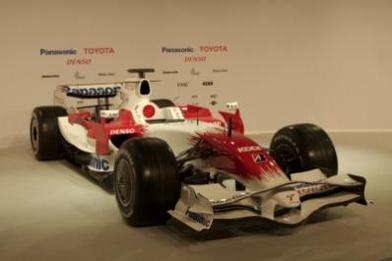 "Formule 1 - Toyota: ""Nous gagnerons en 2008"""