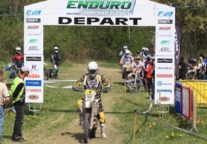 Enduro à Issoire : E 3, Christophe Nambotin un peu seul malgré la volonté de Albepart