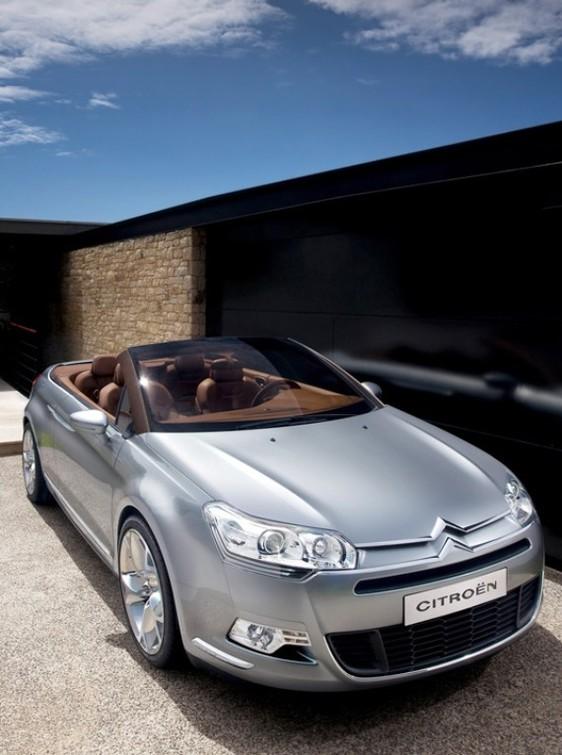 Salon de Francfort : la Citroën C5 Airscape va vous faire planer !