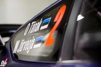 La Ford Fiesta WRC de Sébastien Ogier se dévoile