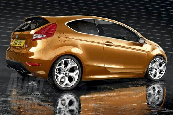 Nouvelle ford fiesta sport
