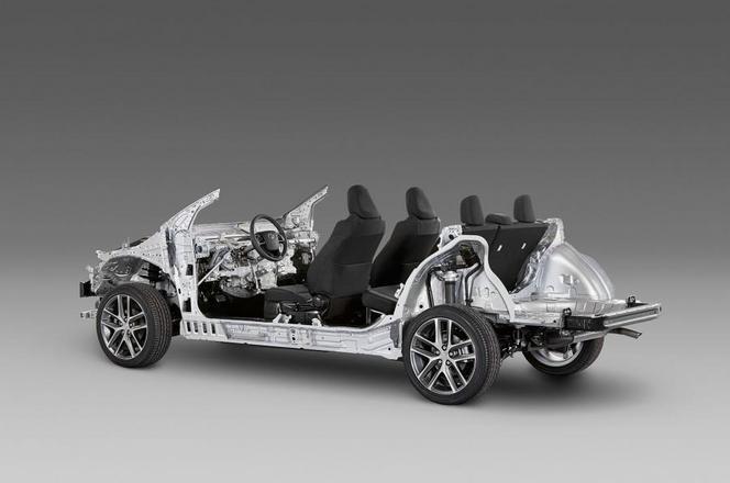Toyota présente sa nouvelle plateforme modulaire TNGA