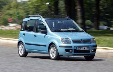 Essai - Fiat Panda Diesel : la vraie voiture de l'Année