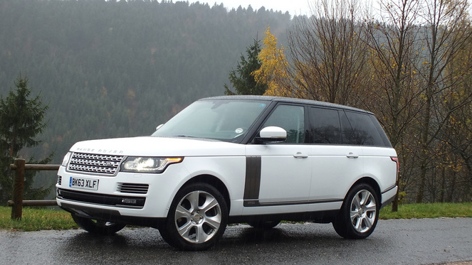 Essai - Range Rover Hybrid : plus efficient et toujours waterproof