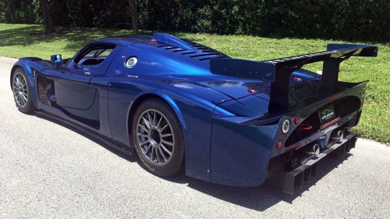 une rarissime maserati mc12 corsa vendre pour vos journ es piste. Black Bedroom Furniture Sets. Home Design Ideas