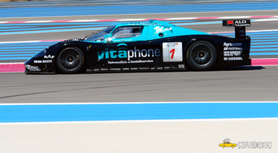 Supercar 500 Paul Ricard: Limace...rati MC12