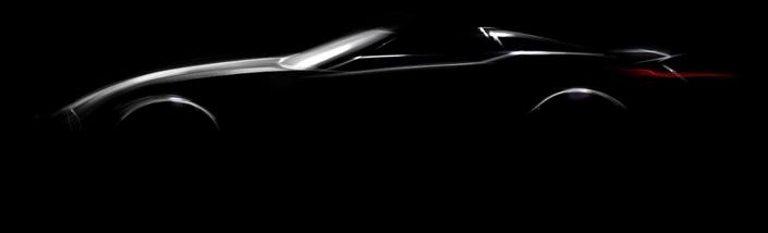 BMW dévoilera un petit roadster mi-août à Pebble Beach