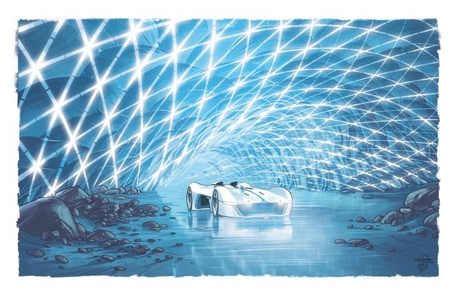 """Inspirations"", voici le film de l'Alpine Vision Gran Turismo"