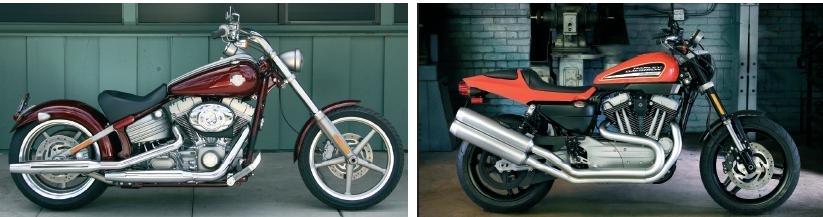 Harley-Davidson : de la nouveauté au Salon de Lyon