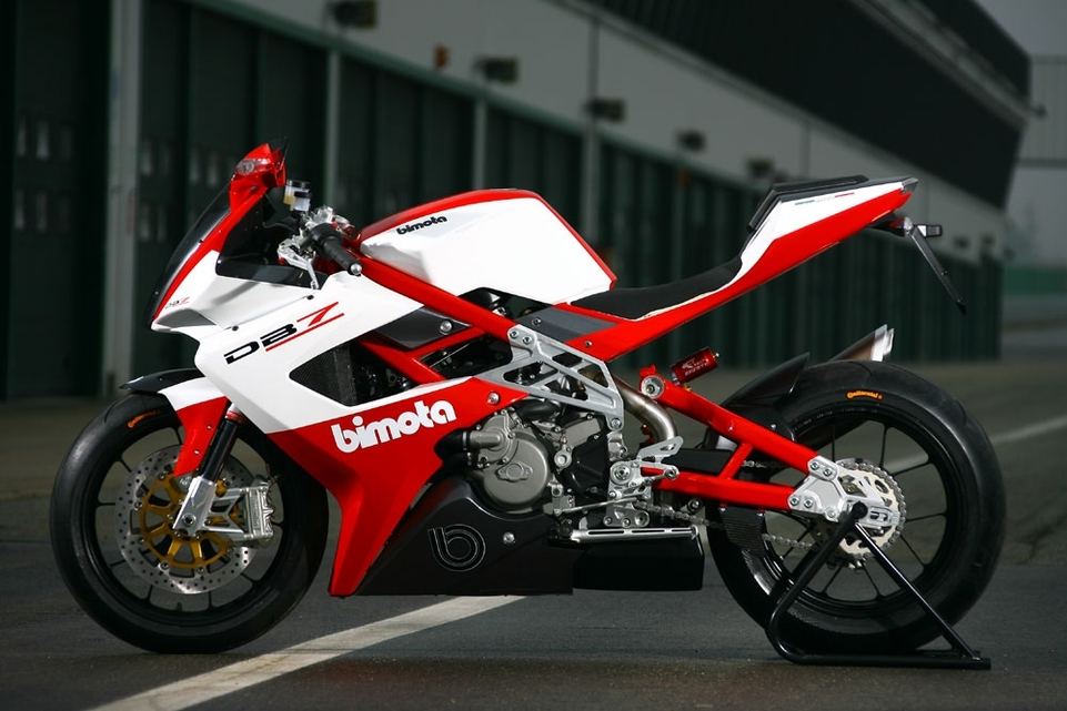Bimota DB7 : toutes les photos