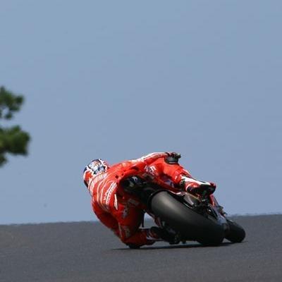 Moto GP - Phillip Island D.3 Ducati: Stoner déjà sur orbite